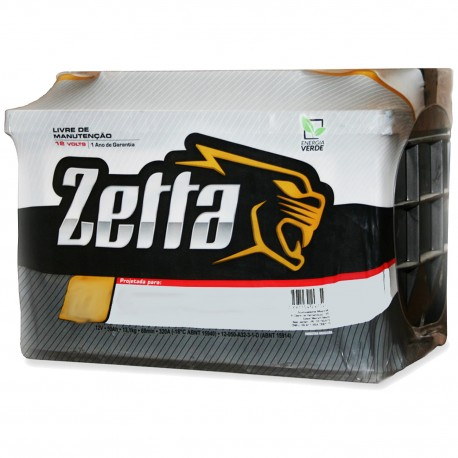 Bateria Zetta 40Ah