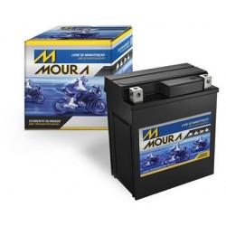 Bateria Moura Moto 6Ah 12V - MA6-D ( Antiga MA7-D )
