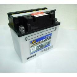 Bateria Moura Moto / Jet-Ski 19Ah - MV19-DD