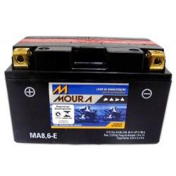 Bateria Moura Moto 8,6Ah - MA8,6-E