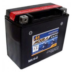 Bateria Moura Moto / Jet-Ski 18Ah - MA18-D