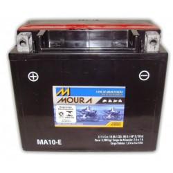 Bateria Moura Moto 10Ah - MA10-E