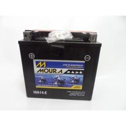 Bateria Moura Moto 14Ah - MV14-E
