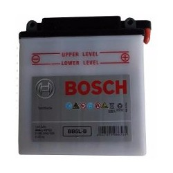 Bateria Bosch Moto 2,55Ah